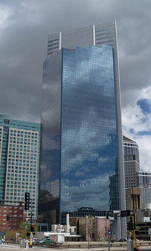 Campbell Mithun Tower - Campbell Mithun Tower in 2010