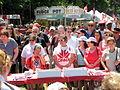 Canada Day parade in Hamilton Ontario 2011.jpg