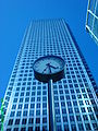 Canary Wharf and Clock.jpg
