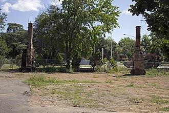 Manuka, Australian Capital Territory - Ruins of the Canberra Services Club
