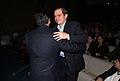 """Canciller Patiño asiste al lanzamiento del programa de becas de la SENESCYT """"Convocatoria Abierta 2011"""" (5372896471).jpg"""