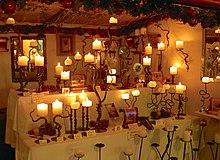Candela illuminazione wikipedia