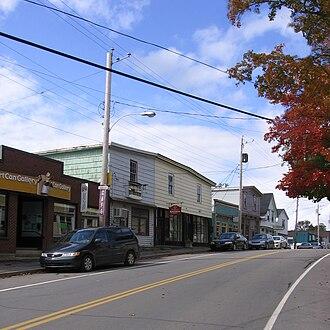 Canning, Nova Scotia - Image: Canning Streetscape