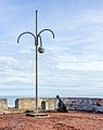 Cannon and Lamp at Fort Marlborough, 2015-04-19.jpg