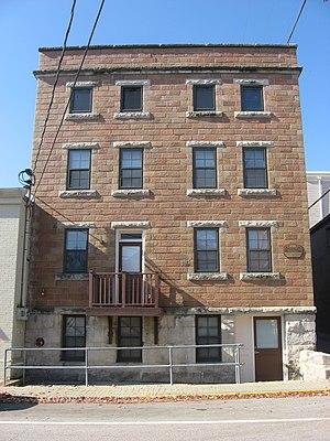 Cantol Wax Company Building - Cantol Wax Company Building, November 2009