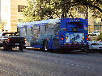 Austin–Bergstrom International Airport - Capital Metro Airport Flyer