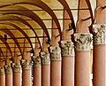 Capitelli di un porticato in piazza Santo Stefano.JPG