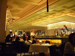 Restaurant in Hong Kong