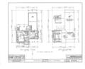 Captain Alexander Marshall House, Auburn-Aureling Road, Auburn, Cayuga County, NY HABS NY,6-AUB.V,2- (sheet 1 of 10).png