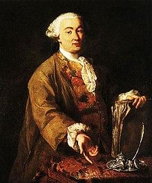 Carlo Goldoni, grande commediografo veneziano di fine Settecento.
