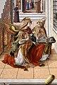 Carlo crivelli, annunciazione con sant'emidio, dalla chiesa dell'annunciazione ad ascoli 05.jpg
