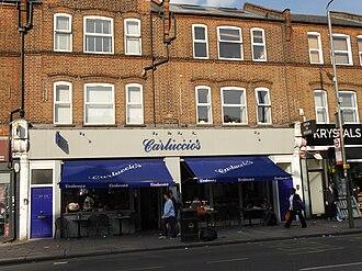 Carluccio's Ltd - Carluccio's, Garratt Lane, Earlsfield, London
