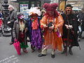 Carnaval des Femmes 2015 - P1360694 - Place du Châtelet (Paris).JPG