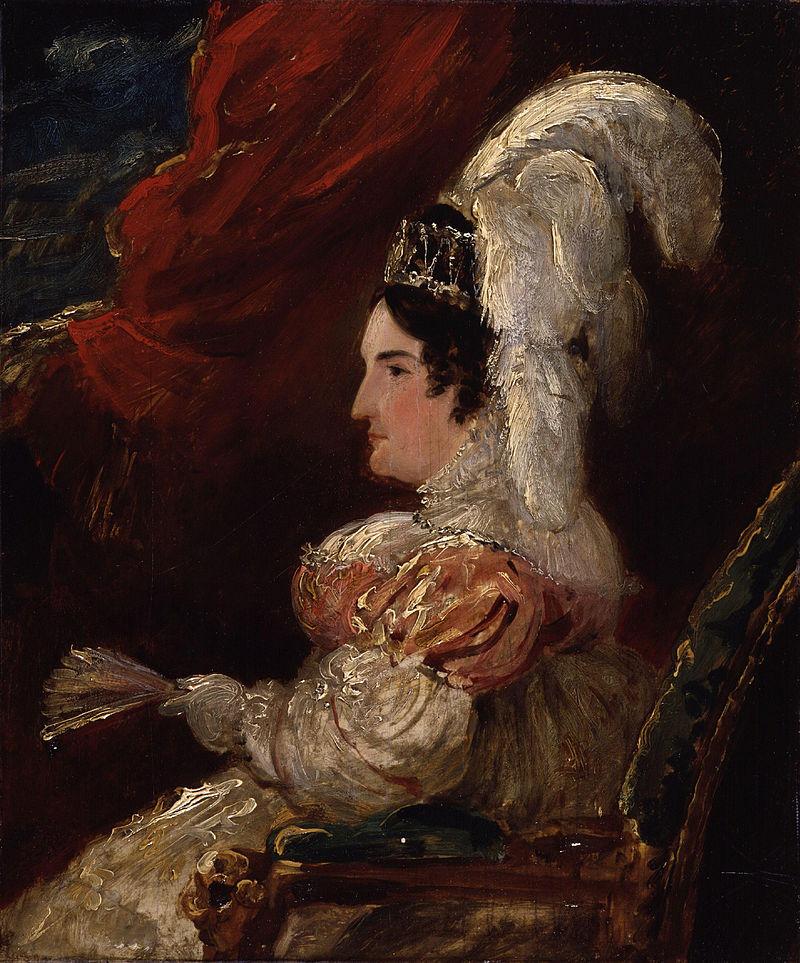 Caroline Amelia Elizabeth of Brunswick by Sir George Hayter.jpg