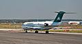 Carpatair Fokker F70 Fiumicino Airport.jpg