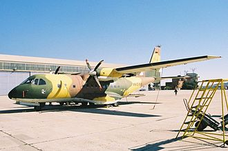 CASA/IPTN CN-235 - A CASA CN-235 of the Spanish Air Force