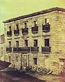 Casa del conde del Hijar en Reinosa - Cantabria - entre 1855 y 1857 - William Atkinson.jpg