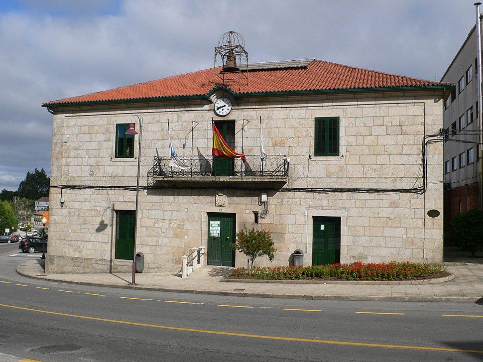 Casa do concello de Silleda