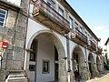 Casa dos Arcos situada à Praça do Pelourinho em Trancoso.jpg