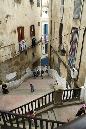 Casbah of Algiers - Image: Casbah of Algiers 1