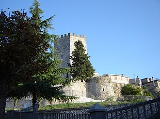 Thomas Aquinas - The Castle of Monte San Giovanni Campano
