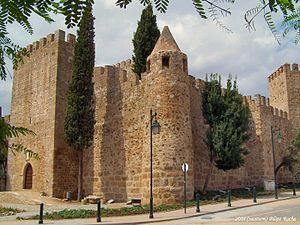 Alter do Chão - Image: Castelo de Alter do Chão II