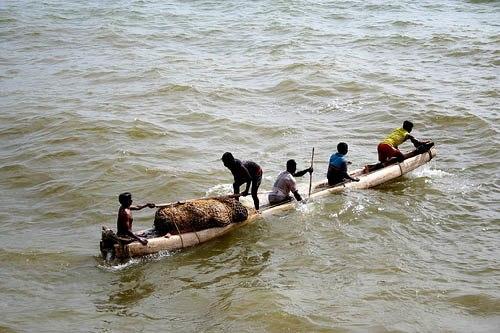 Catamaran india