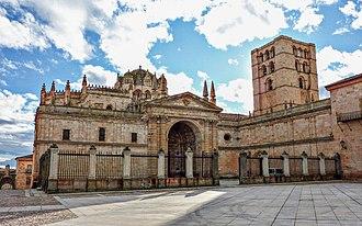 Roman Catholic Diocese of Zamora in Spain - Zamora Cathedral