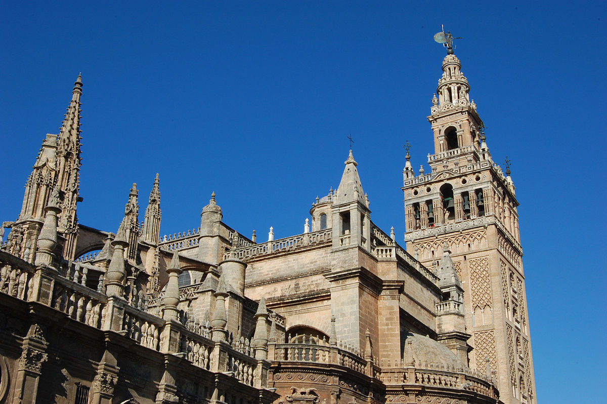 Image result for sevilla catedral