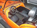 Caterham Super Seven - interior (9067586852).jpg