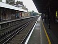 Catford Bridge stn look north.JPG