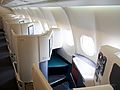 Cathay Pacific - Long haul business class - A330 (10959650973).jpg