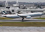 Cathay Pacific Airbus A330-300 SYD Spijkers.jpg
