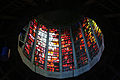 Cathedral Stained glass Red (2808917157).jpg