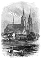 Cathedral of Roskilde - John Skinner Prout.png