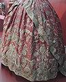 Catherine I's coronation dress (1724, Kremlin) 03 by shakko.jpg