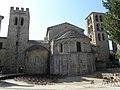 Caunes-Minervois (11) Abbaye 07.JPG