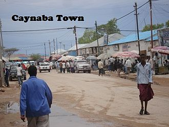 Aynabo - The city of Ainabo