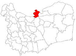 Location of Ceatalchioi