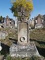 Cemetery, József Húsz †1918, 2019 Etyek.jpg