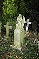 Cemetery - Angel - geograph.org.uk - 965271.jpg
