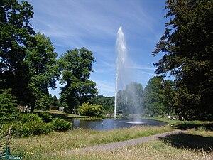 Forde Abbey - Centenary Fountain