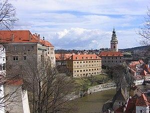 Český Krumlov Castle - Český Krumlov Castle