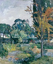 Cezanne - Landscape With Tower.jpg