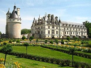 Schloss Chenonceau – Wikipedia