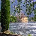 Château de Chillon, Avenue de Chillon, Veytaux, Швейцария - panoramio.jpg