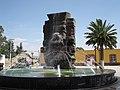 Chalchiuhtlicue colossal statue replica - panoramio.jpg