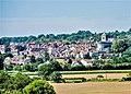 Champlitte, vu de la route de Pierrecourt. (2).jpg