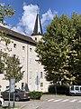 Chapelle oratoire de la Sainte-Famille, rue du Chapitre (Belley).jpg