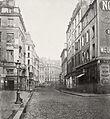 Charles Marville, Rue du Petit Thouars, de la rue du Temple, ca. 1853–70.jpg